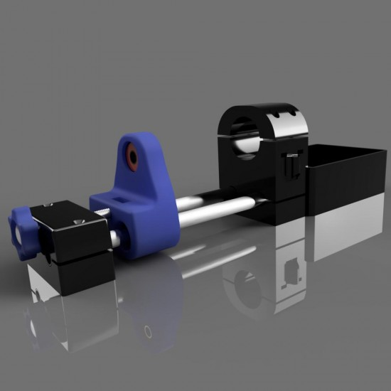 motor and swivel system - free download for 3d printing