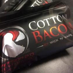 cotton bacon v2 cotton by wick 'n' vape