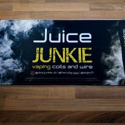 Juice junkie build mat